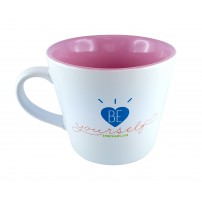 "Tasse Série ""Be"" : ""Be yourself"""