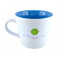"Tasse Série ""Be"" : ""Be blessed"""