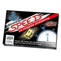 Jeu de cartes « Speed » chrétien