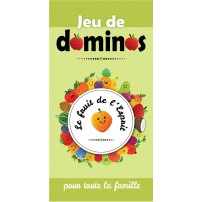 Jeu de dominos : Le fruit de l'Esprit