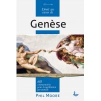 Droit au coeur de la Genèse