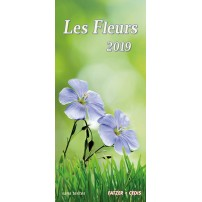 CAL. 2019 Fleurs sans textes