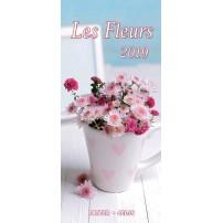 CAL. 2019 Fleurs avec versets bibliques