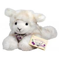 Peluche mouton Lina couché