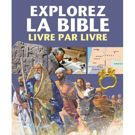 Explorez la bible