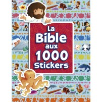 Bible aux 1000 Stickers
