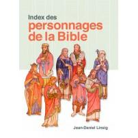 Index des personnages bibliques