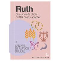 RUTH-Canevas de partage biblique