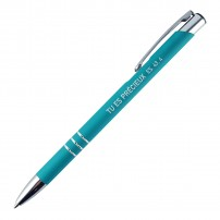 Stylo New Jersey turquoise