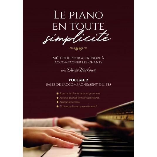 Le piano en toute simplicité - Vol. 2