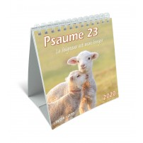 CAL. 2020 Psaume 23 petit format