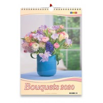 CAL.GBK 2020 Bouquets/Roses Grand format