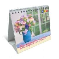 CAL.GBK 2020 Bouquets/Roses Petit Format