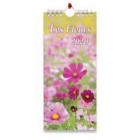 CAL. 2020 Fleurs sans textes