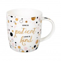 "Tasse ""Love is…"