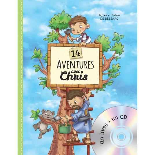14 aventures avec Chris + CD