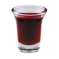 Boite 20 verres en verre pour sainte cène