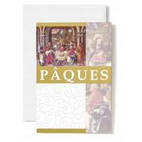 Carte Double Pâques