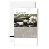 Carte Double Condol