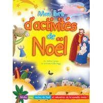 Mon livre d'activités de Noël
