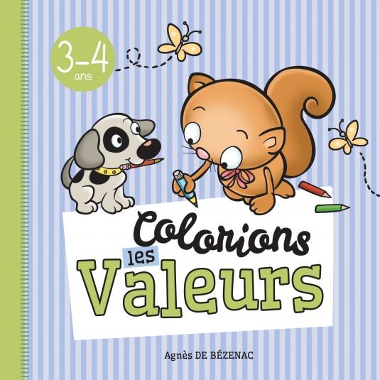 Colorions les Valeurs (3-4 ans)