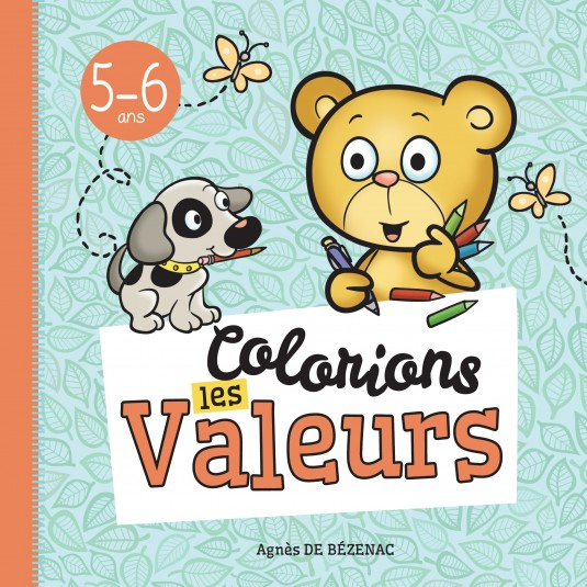 Colorions les Valeurs (5-6 ans)